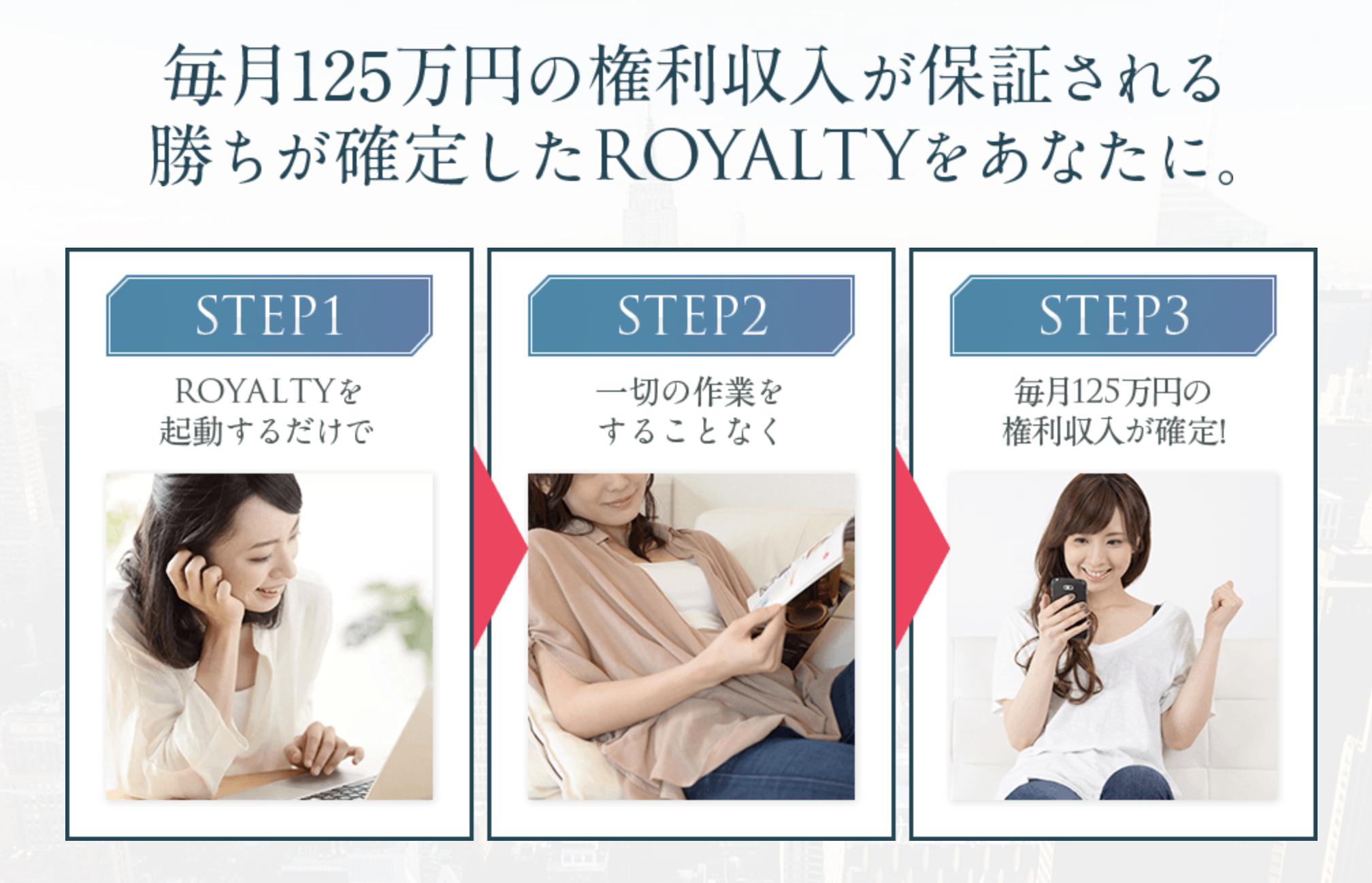 安藤誠のTHE ROYAL(ロイヤル)手順