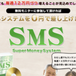 SMSシステム(Super Money System)